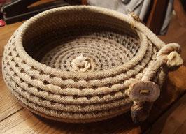 Lariat Rope Bowl
