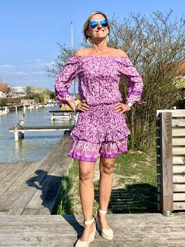 "nikivibes Dress ""Antonella"" Flower Print"