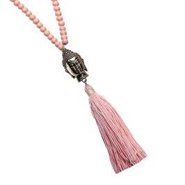 """Kette """"Pink Buddha"""""""