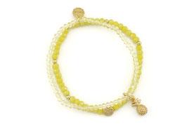 "Armband ""Pineapple Shake"""