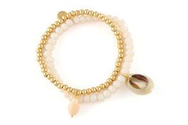 """Armband """"Classy Seashell"""""""
