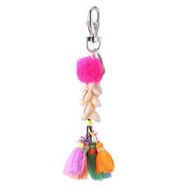 """Bag Hanger """"Pom Pom Lover"""""""