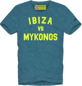 Saint Barth MC2 T-Shirt Ibiza vs Mykonos
