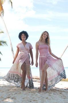 melebeach Dress June Volante mantra nude