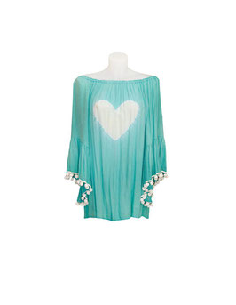 mele beach Dress Atic Heart