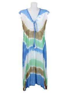 melebeach Dress Maslog blue