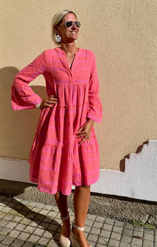 Devotion Dress Ella Midi salmone/pink