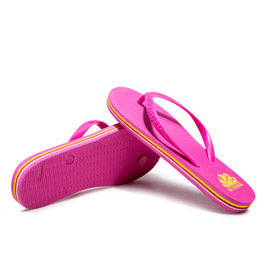 "Flip Flops Sundek Alba ""Cotton Candy"""
