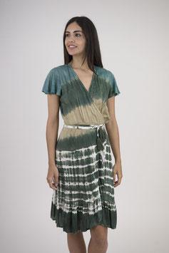 melebeach Dress June Volante short