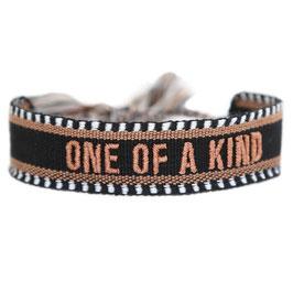 """gewebtes Armband """"One of a Kind"""""""