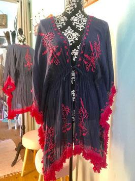 """nikivibes Kimono """"Cotton Beach"""""""