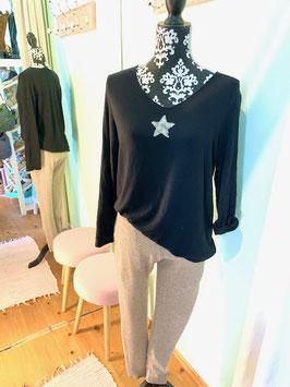 "Shirt/Pulli  ""Little Star"" black"