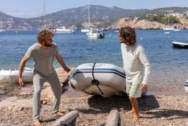 Isla Ibiza Short antique green