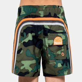 Sundek Short Camounflage