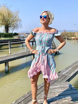 "nikivibes Dress ""Chiara"" Print Ornament"
