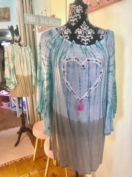"melebeach Dress/Tunika ""Artic Heart"""