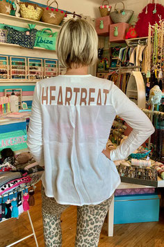 "XOX Shirt ""Heartbeat"""