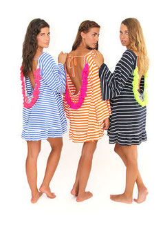 Sundress Indiana Stripe Short
