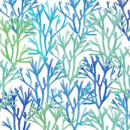 """Servietten """"Coral Garden"""""""
