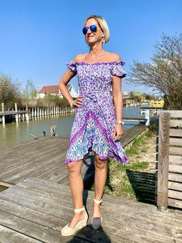 "nikivibes Dress ""Chiara"" Flower Print"