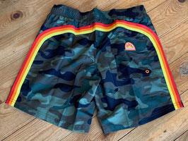"""Sundek Short """"Camounflage"""" retro , long 16 inch"""