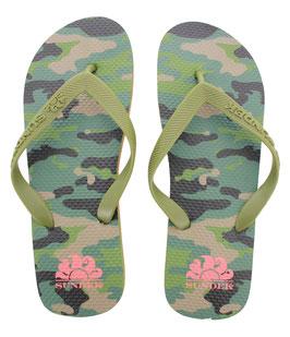 Sundek Flip Flops Camounflage