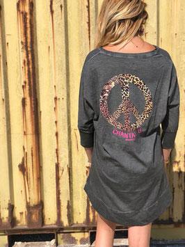 "Dress/Longshirt ""Peace"" SALE -50%"