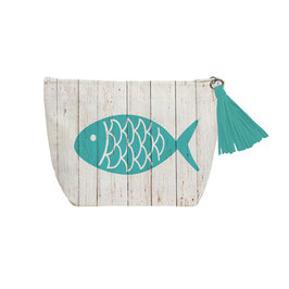"Kosmetiktasche ""Cabana Fish"""