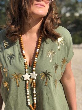 """TShirt """"Palm Island"""""""