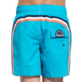 "Sundek Boys Short ""Cornflower"""