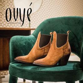 Leder Boots Ovye by Christina Lucci