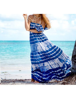 "melebeach Dress ""Arandano"""