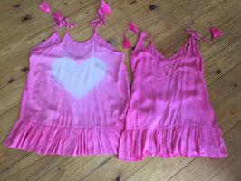 mele beach Dress Corazon