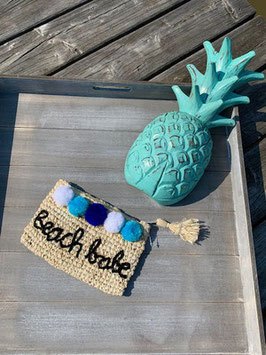 "Clutch "" Beach Babe"""