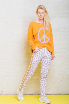 "Emily van den Berg Sweater ""Peace"""