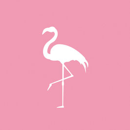 "Servietten ""Pink Flamingo"""