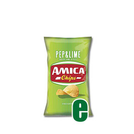 PATATINA PEP&LIME AMICA CHIPS GR 50