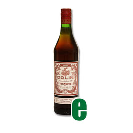 DOLIN VERMOUTH ROUGE CL 75