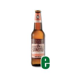BIRRA DELLO STRETTO 15 NON FILTRATA CL 50