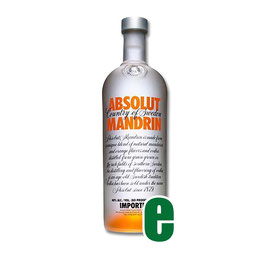 ABSOLUT MANDARIN CL 100