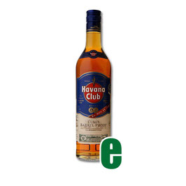 HAVANA CLUB CUBAN BARREL PROOF CL 70