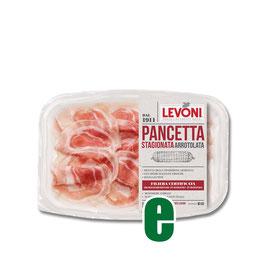 PANCETTA STAGIONATA GR 100 LEVONI