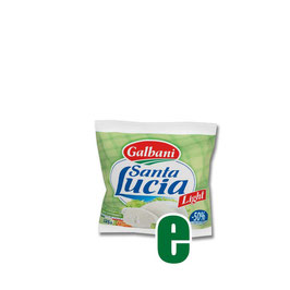 MOZZARELLA SANTA LUCIA LIGHT GR 100