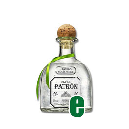 TEQUILA PATRON SILVER CL 70