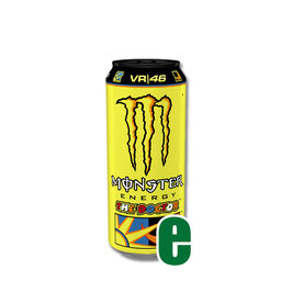 MONSTER ENERGY ROSSI 0,50 LITRI