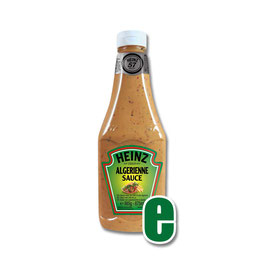 HEINZ ALGERINE SAUCE KING KONG ML 875