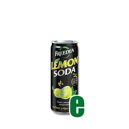 LEMONSODA LATTINA 0,33 LITRI