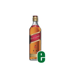 JOHNNIE WALKER RED LABEL CL 70