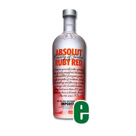 ABSOLUT RUBY RED CL 100