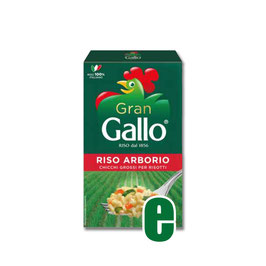RISO GALLO ARBORIO SOTTO VUOTO KG 1